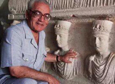 Khaled Asaad's Family Leaves Palmyra